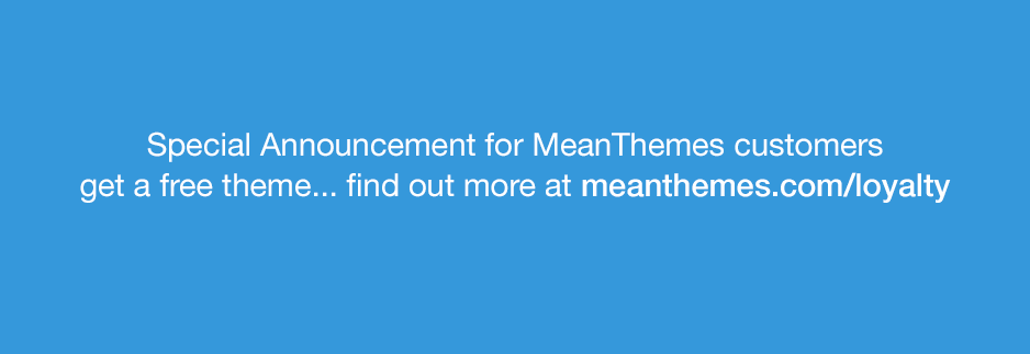 MeanThemes Loyalty